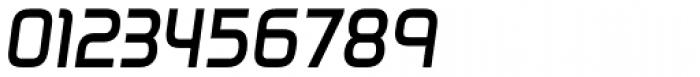 Venacti SemiBold Italic Font OTHER CHARS