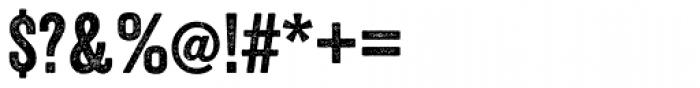 Veneer Font OTHER CHARS