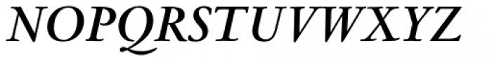 Venetian 301 Bold Italic Font UPPERCASE