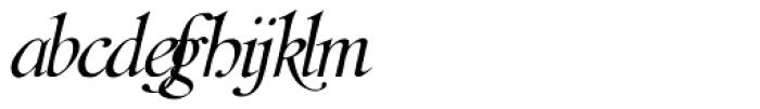 Veneto Font LOWERCASE