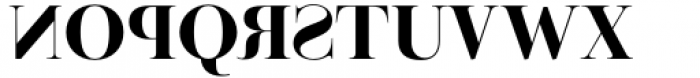 Venice Revolution Bold Font UPPERCASE