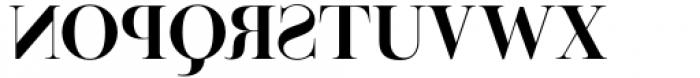Venice Revolution Demi Bold Font UPPERCASE