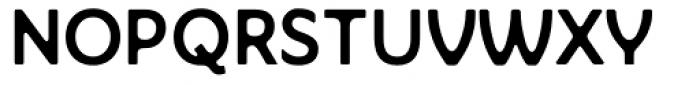 Venkmann Bold Font UPPERCASE