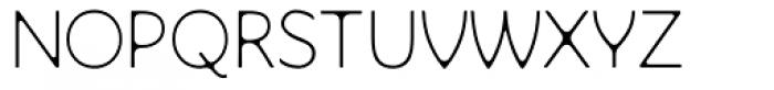Venkmann Light Font UPPERCASE