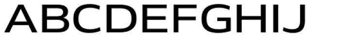 Venn Semi Extended Medium Font UPPERCASE