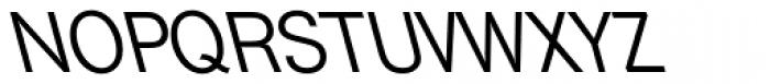 Venus Com Reclining Font UPPERCASE