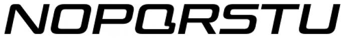 Venus Rising Italic Font UPPERCASE
