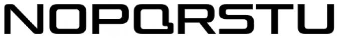 Venus Rising Regular Font UPPERCASE
