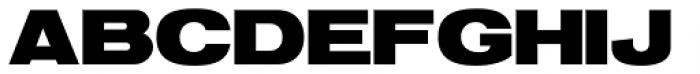 Venusian Ultra NF Font UPPERCASE
