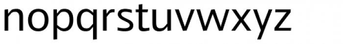 Veotec Font LOWERCASE