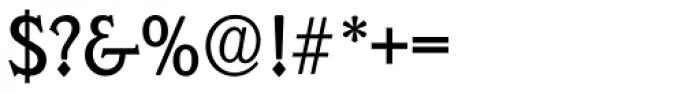 Veracruz Serial Font OTHER CHARS