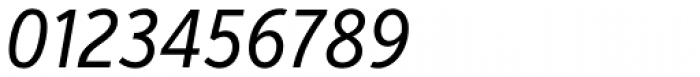 Verb ExtraCond Italic Font OTHER CHARS