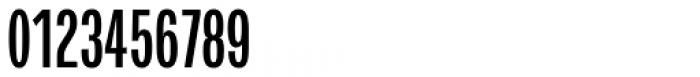 Verbatim Condensed Medium Font OTHER CHARS