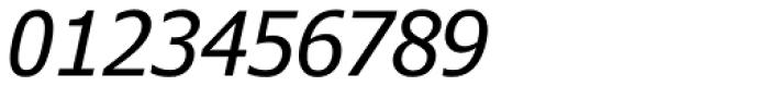 Verdana Pro Condensed Italic Font OTHER CHARS