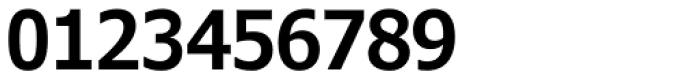 Verdana Pro Condensed SemiBold Font OTHER CHARS