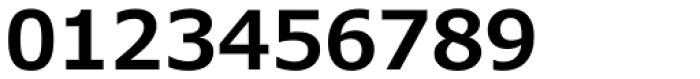Verdana Pro SemiBold Font OTHER CHARS