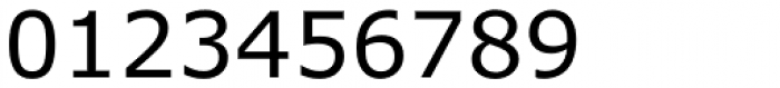 Verdana Pro Font OTHER CHARS