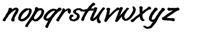 Verena Font LOWERCASE
