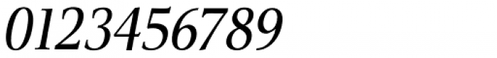 Veritas AE Italic Font OTHER CHARS