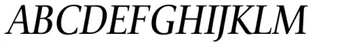 Veritas AE Italic Font UPPERCASE