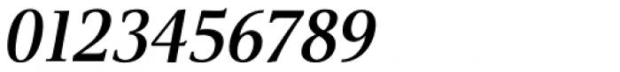 Veritas AE SemiBold Italic Font OTHER CHARS