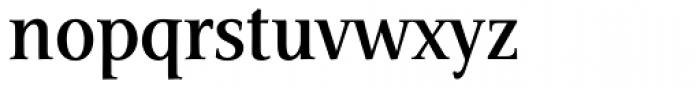 Veritas SemiBold Font LOWERCASE