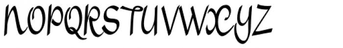 Vernaccia Condensed Font UPPERCASE