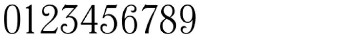 Verona TS ExtraLight Font OTHER CHARS