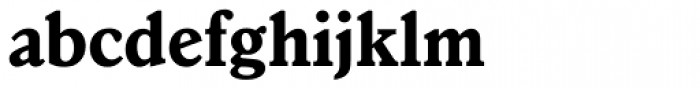 Veronese Bold Font LOWERCASE