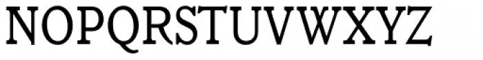 Veronese Book Condensed Font UPPERCASE