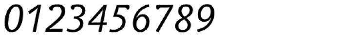 Veronika LT Std Italic Font OTHER CHARS