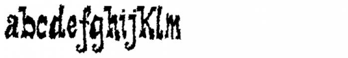 Veronique Font LOWERCASE