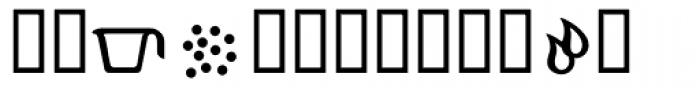 Vershen Gourmet Bold Font UPPERCASE