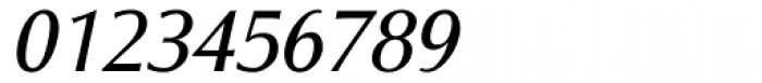 Vershen Oblique Font OTHER CHARS