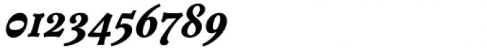 Versina Extra Bold Italic Font OTHER CHARS