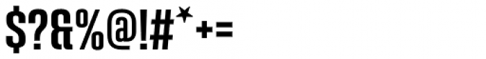 Versus Medium Font OTHER CHARS