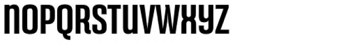 Versus Medium Font LOWERCASE