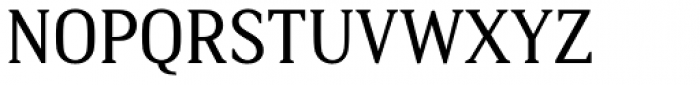 Vertebrata Regular Font UPPERCASE