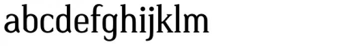 Vertebrata Regular Font LOWERCASE