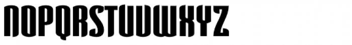 Verve AE Black Font UPPERCASE