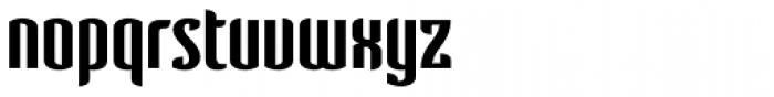 Verve AE SemiBold Font LOWERCASE