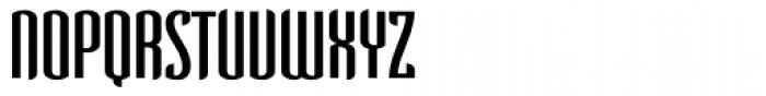 Verve Light Font UPPERCASE