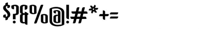 Verve Regular Alt Font OTHER CHARS