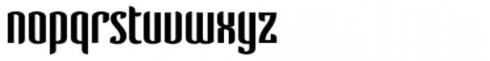 Verve Regular Alt Font LOWERCASE