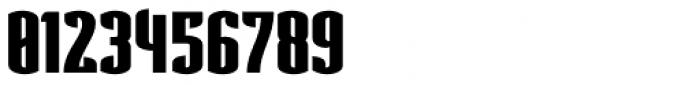 Verve Std Black Font OTHER CHARS