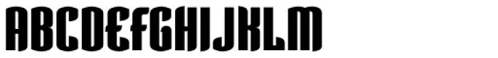 Verve Std Black Font UPPERCASE