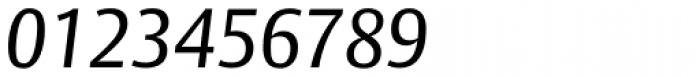 Vesta Pro Italic Font OTHER CHARS