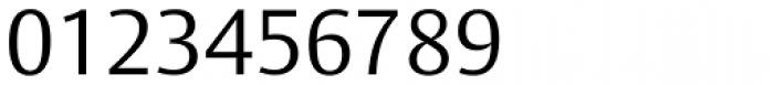 Vesta Pro Light Font OTHER CHARS