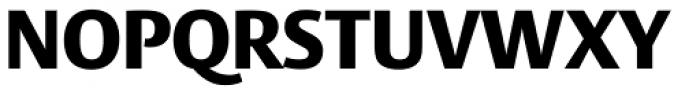 Vesta Std Black Font UPPERCASE
