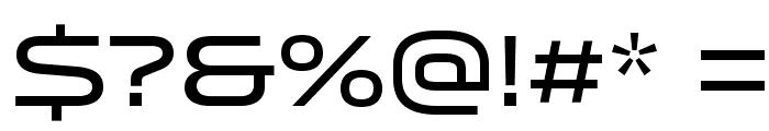 Venera700 Font OTHER CHARS